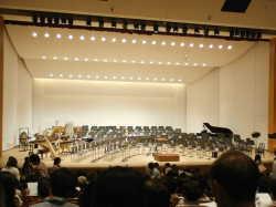 厚木文化会館 大ホール