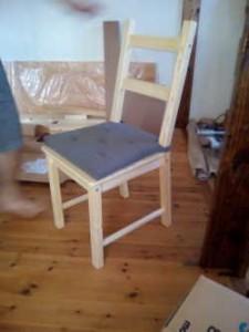 ブロンマ 秦野店 椅子